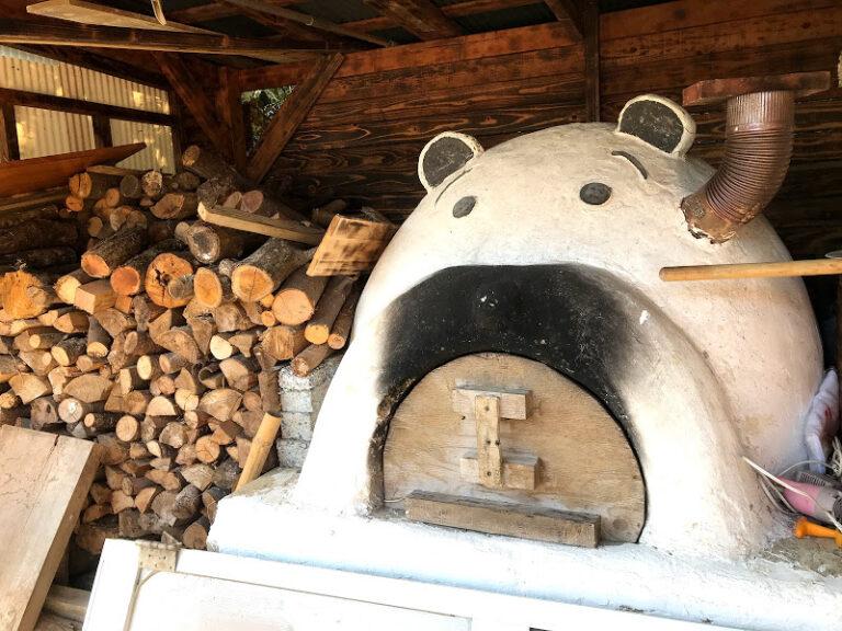 子ども料理教室課外授業「石窯で手作りピザ体験」