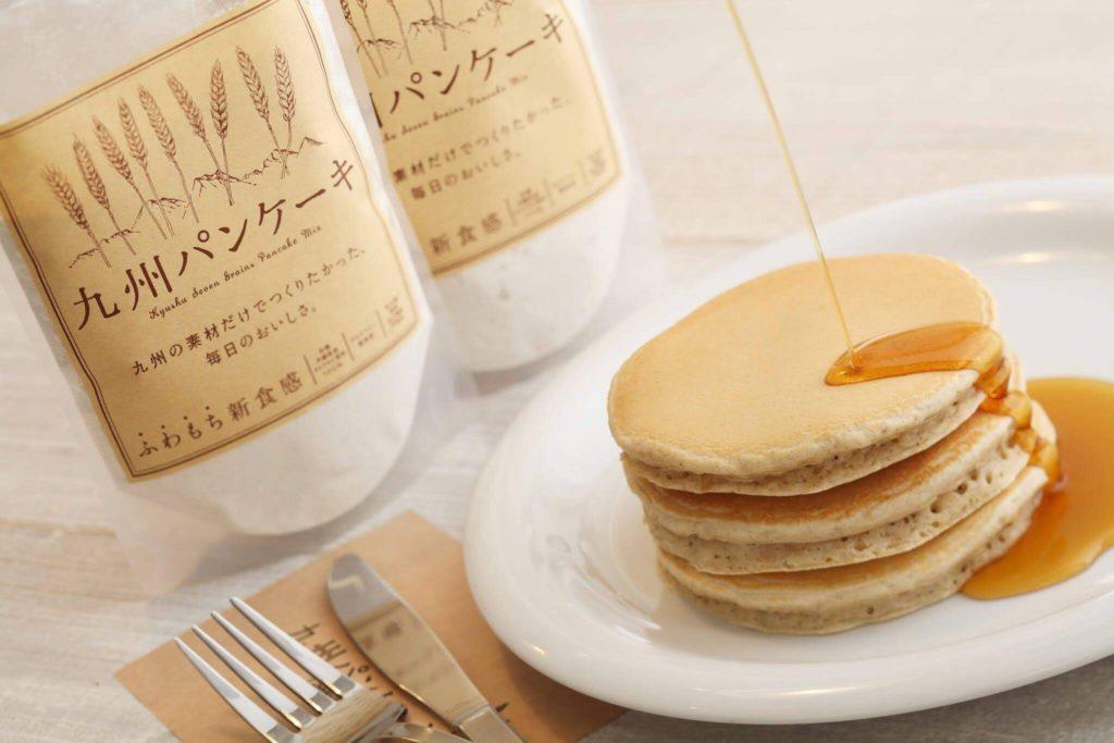 夏休み「親子deパンケーキ教室」開催♪